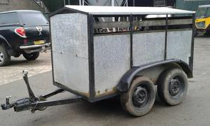 Small stock trailer for sale
