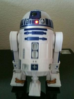 Star wars R2 D2 Toy (works with App) grown ups only lol