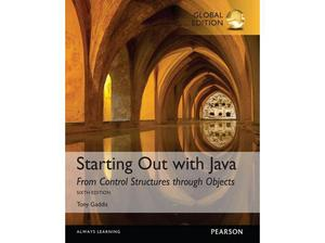 Starting Out with Java Global Edition (6e) in Leicester