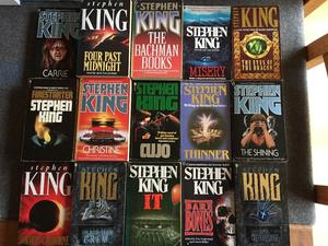 """an analysis of the topic of the stephen kings books There are plenty of books on writing 34 thoughts on """" stephen king's """"on writing"""" – a comprehensive review and summary in many ways kings advice."""