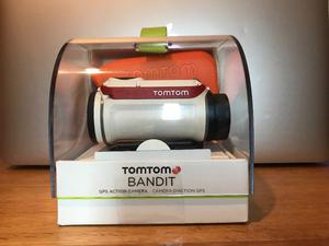 TomTom Bandit Action Cam Adventure Package - RRP£170