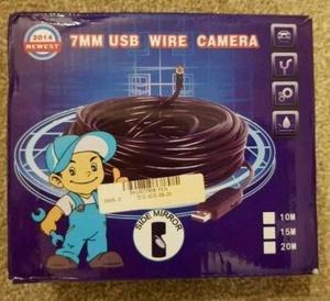 USB Wire Inspection Camera - (BNIB)