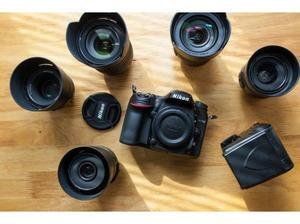 Used Camera Lenses in Barnet