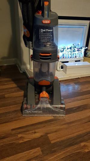 VaxW86-DD-B Dual Power Max Carpet Washer