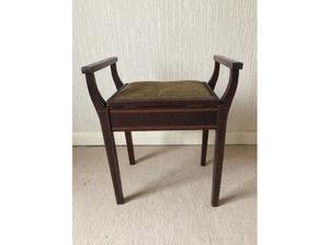 Vintage piano stool in Wokingham