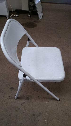 all metal folding chairs