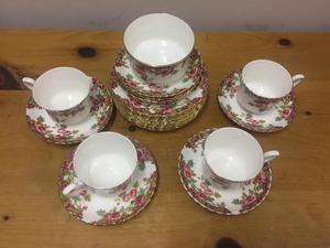 's Royal Stafford Olde English Garden china