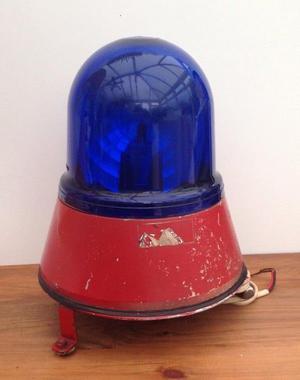 s turntable fire engine 12v blue light working order