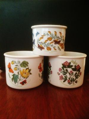 3 Portmeirion Oven Dishes