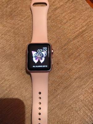 Apple Watch rose gold 38mm
