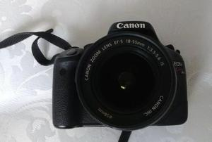 CANON EOS KISS XD DSLR CAMERA WITH MM LENS