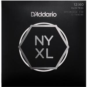 D'Addario NYXL Nickel Wound Electric Guitar Strings,