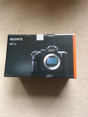 Sony a7sII (Brand New/Warranty)