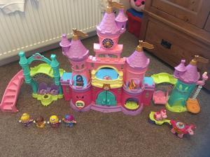 Vtech princess interactive castle