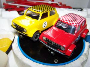 scalextric mini GT 300 set