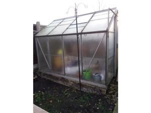 8 x 6 greenhouse in West Bromwich