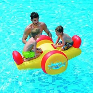 Balance Living Kids Inflatable See-Saw Float Pool Toy Water
