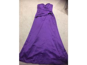Bridesmaid dress in Bury St. Edmunds
