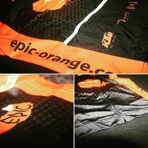 Custom Printed Cycle Jerseys & Bib Shorts