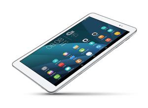 "Huawei Mediapad T1 10"" HD Quad-Core 16GB KitKat Android 4.4"
