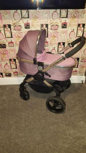 Icandy peach 3 full travel system