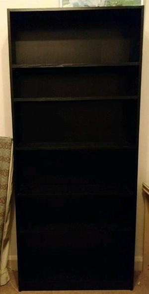 Large IKEA bookshelf, storage unit
