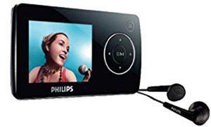 Philips GoGear SA32XX 2Gb MP3/MP4 Video Player