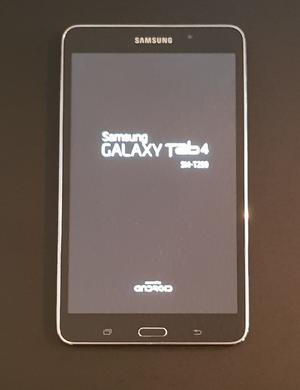 Samsung Galaxy Tab 4 SM-TGB Wi-Fi - Ebony Black -