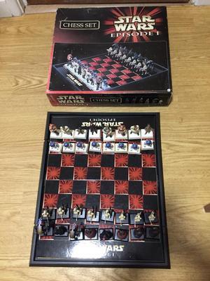 Star Wars Episode Chess Set