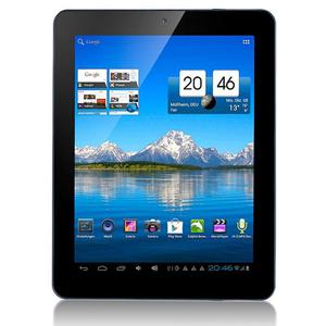 "TOUCHLET 8""-Tablet PC X 8 with Dual Core, Android 4.1,"