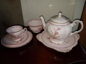 Vintage Tuscan China Tea set