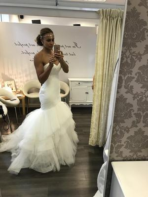 Wedding dress for sale -brand new with tags