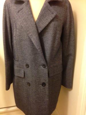 ❤️ beautiful navy blue Next long jacket:coat new and still tagged