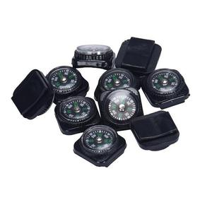 10PCS Mini Compass For Paracord Bracelet Outdoor Camping