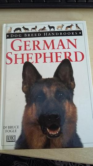 3 x German Shepherd Hardback Books