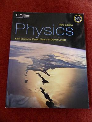 A Level Physics third edition text book
