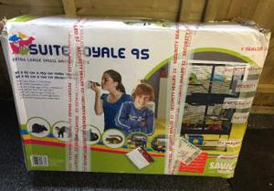 Brand New Savic Suite Royale 95 Rat Cage. Still in box.