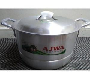 CHEAPEST PRICE EVER - Ajwa large cooking pot
