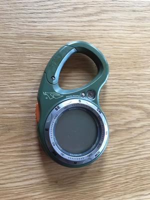 HighGear Techtrail Compass, watch, Altimeter