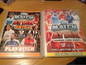 Match Attax HUGE Collection