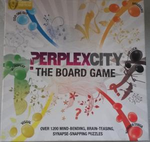 Perplexcity The Board Game RRP £ New in Box