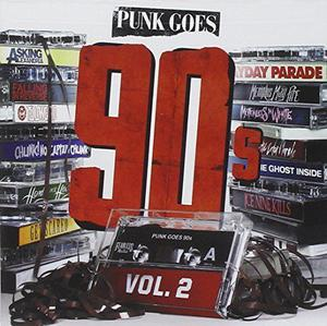 Various Artists - Punk Goes 90's: Vol. 2 NEW CD