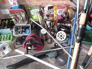 assorted fishing tackle for sale