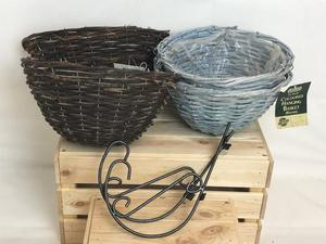 Brand New Hanging Basket 6 Piece Job Lot Wholesale