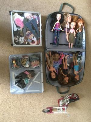 Bratz Dolls and Accessories