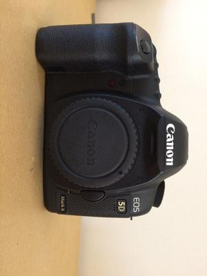 Canon 5D mark ii, 2 digital SLR camera - good condition
