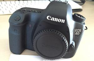 Canon 6D - Body only - mint condition