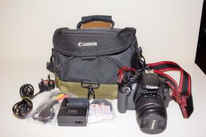 Canon EOS 650D / T4i Digital SLR camera + EF-S mm