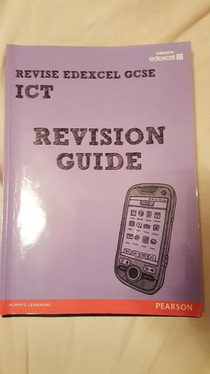 ** Free Postage** Edexcel GCSE ICT Revision Guide