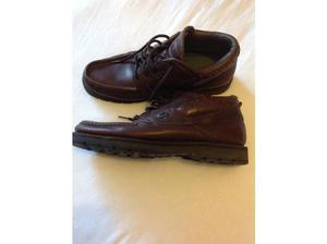 Genuine Lacoste Brown Shoes size 12 in Leeds